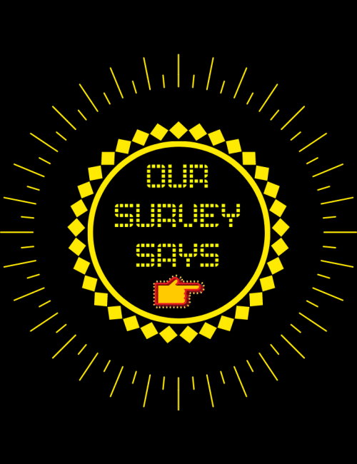 Our Survey Says - family fortunes virtual online game for virtual event ideas