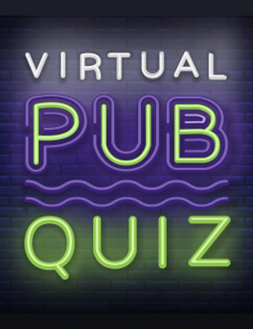 Virtual Pub Quiz - event for remote workers and teams