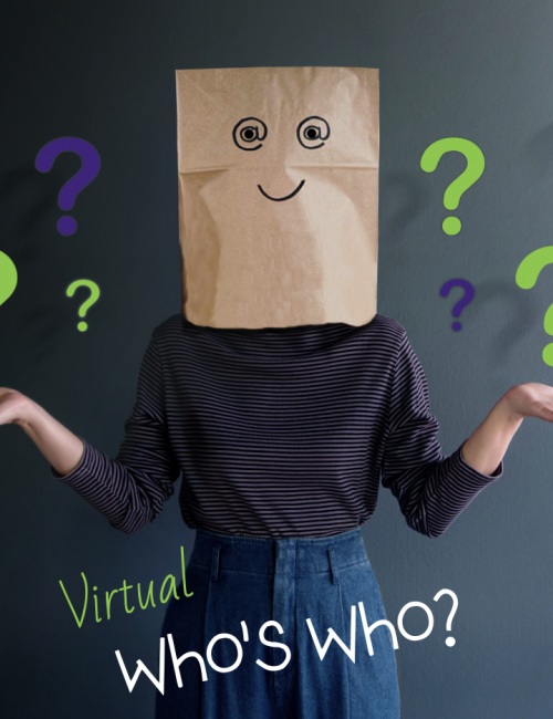 Virtual Who's Who online team building games for virtual and hybrid events