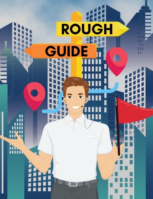 Rough guide treasure hunt team quest