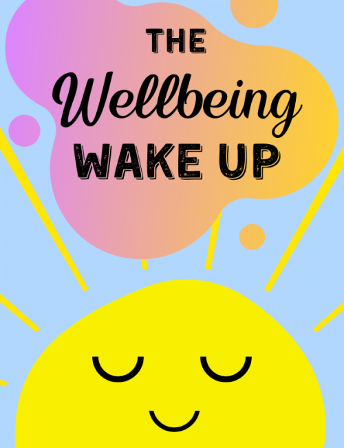 The Wellbeing Wake Up - a virtual event to improve employee wellbeing