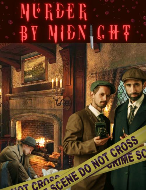 Murder By Midnight - virtual murder mystery online