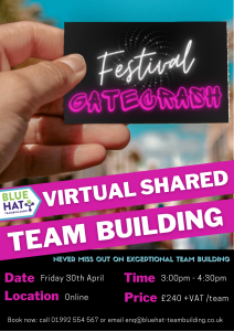 virtual shared team building for small teams