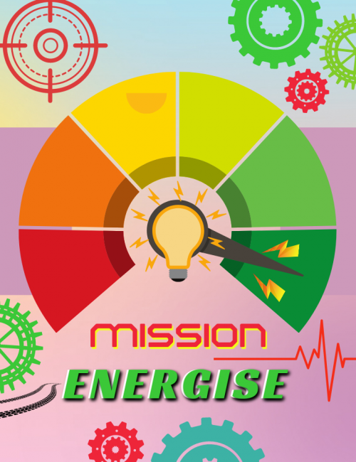 Mission energise - a virtual energiser activity for remote workers