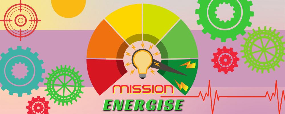 virtual energiser event