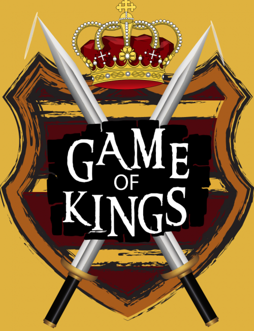 Game of kings outdoor board game team building activity