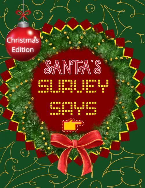 Santa's Survey Says Christmas team building