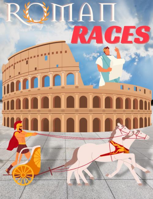 Roman races outdoor team building activity