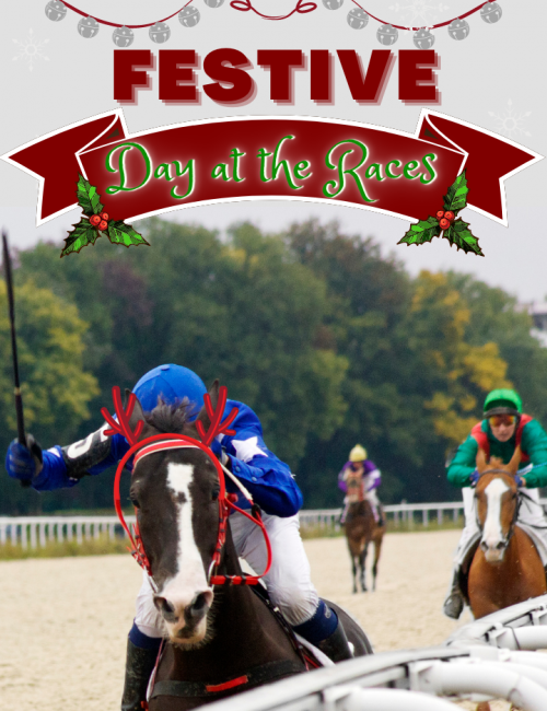 Festive Day at the Races