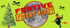 festive fright night Christmas team event