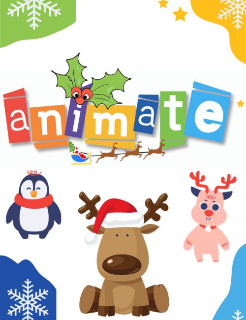 Animate with Harry Venning