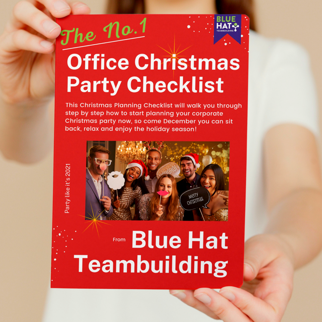 Office Christmas Party Checklist