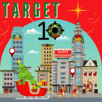In-Person Christmas Party ideas - Target 10