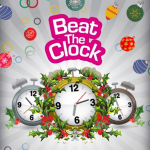 In-Person Christmas Party ideas - Beat The Clock