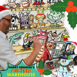 In-Person Christmas Party ideas - Cartoon Warehouse