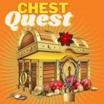 In-Person Christmas Party ideas - Chest Quest