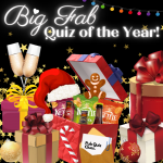 In-Person Christmas Party ideas - Big fab quiz of the year