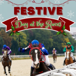 In-Person Christmas Party ideas - Festive Day at the Races