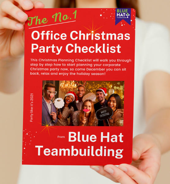 The No.1 Office Christmas Party Checklist